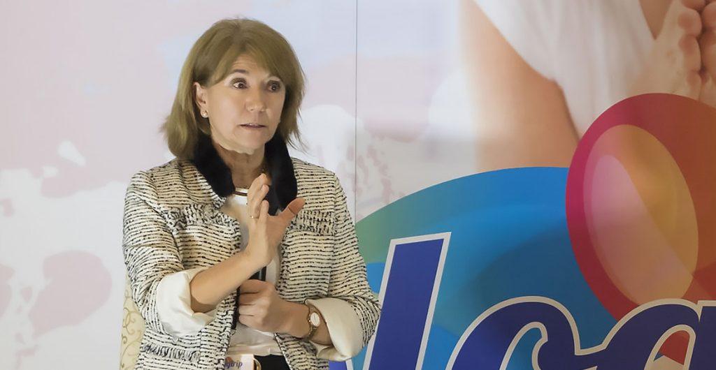 La doctora María Jesús Cancelo